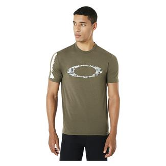 Oakley Ellipse Digital T-Shirt Dark Brush