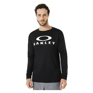 Oakley Enhance Technical QD Long Sleeve T-Shirt 18.11 Blackout
