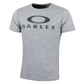 Oakley Enhance Technical QD T-Shirt 18.08 Light Heather Gray