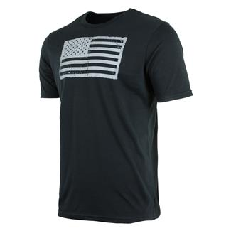 Oakley Infinite Hero Collection-Distress Flag T-Shirt Blackout