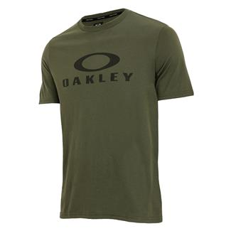 Oakley O-Bark T-Shirt Dark Brush