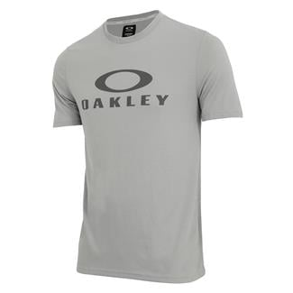 Oakley O-Bark T-Shirt Stone Gray