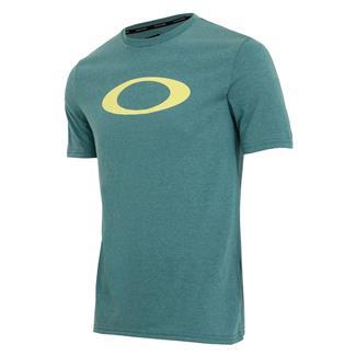 Oakley O-Bold Ellipse T-Shirt Blue Coral Heather