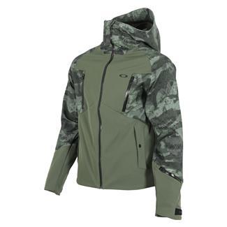 Oakley Soft Shell Jacket 10k Dark Brush