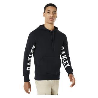 Oakley Street Logo Hooded Fleece Blackout