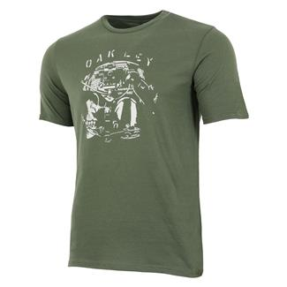 Oakley The Operator T-Shirt Dark Brush