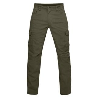 Under Armour Enduro Cargo Stretch Ripstop Pants Marine OD Green