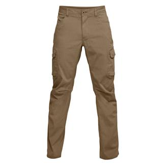 Under Armour Enduro Cargo Stretch Ripstop Pants Coyote Brown