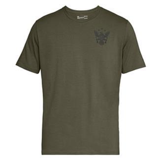 Under Armour Freedom Eagle Arrows T-Shirt Marine OD Green / Black