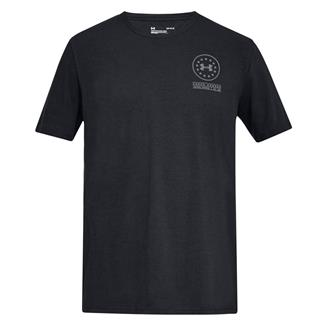 Under Armour Freedom Tactical Division T-Shirt Black / Steel