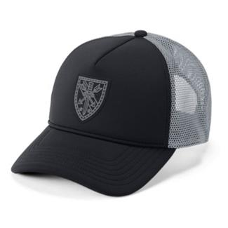 Under Armour  Freedom Trucker Cap Black / Steel