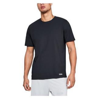 Under Armour Tactical Charged Cotton T-Shirt Dark Navy Blue AFS