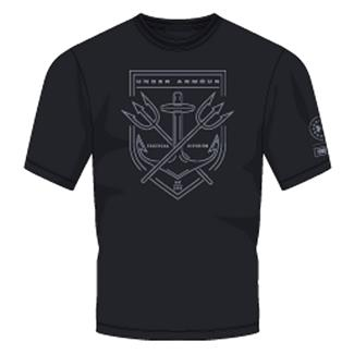 Under Armour Tactical Division T-Shirt Black / Steel