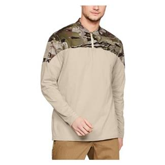 Under Armour Tactical RFA Long Sleeve Shirt Ua Barren Camo / Desert Sand