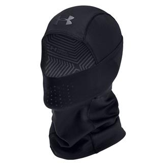 Under Armour Tactical Versa ColdGear Hood Black / Black
