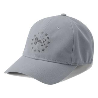 Under Armour Freedom 2.0 Hat Steel / Graphite