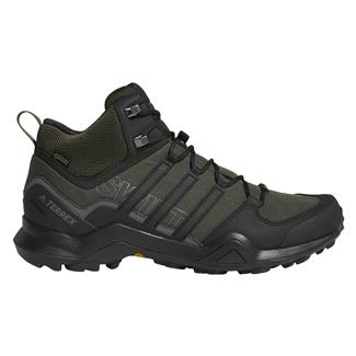 Adidas Terrex Swift R2 Mid GTX Night Cargo / Black / Base Green