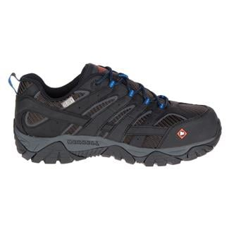 Merrell Work Moab 2 Vent WP CT Black