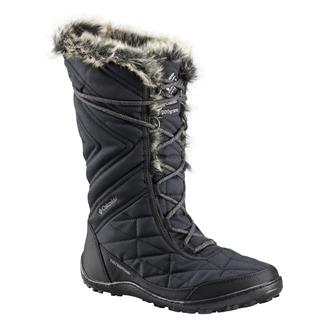 "Columbia 11"" Minx Mid III WP Black / TI Gray Steel"