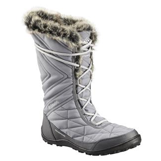 "Columbia 11"" Minx Mid III WP TI Gray Steel / Gray Ice"