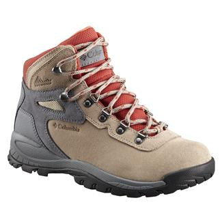 Columbia Newton Ridge Plus Amped WP Oxford Tan / Flame