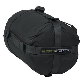 Elite Survival Systems Recon 3 Sleeping Bag Black