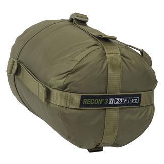 Elite Survival Systems Recon 3 Sleeping Bag Coyote Tan
