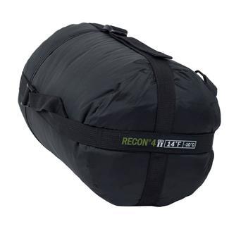 Elite Survival Systems Recon 4 Sleeping Bag Black