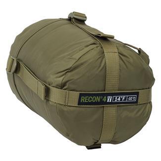 Elite Survival Systems Recon 4 Sleeping Bag Coyote Tan
