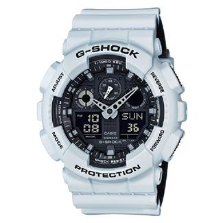 Casio Tactical G-Shock Military Series GA100L White