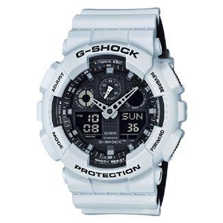 Casio Tactical G-Shock Military Series GA100L White