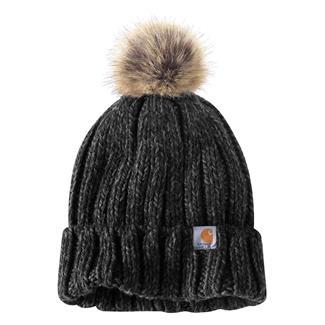 Carhartt Millville Pom Hat Black