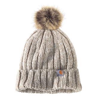 Carhartt Millville Pom Hat Tan
