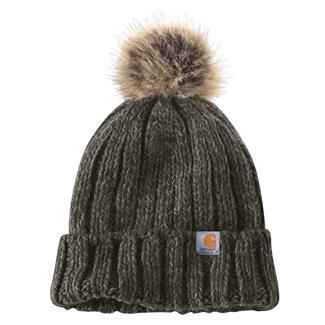 Carhartt Millville Pom Hat Olive
