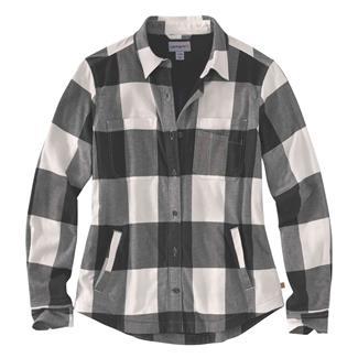 Carhartt Rugged Flex Hamilton Fleece Lined Shirt Natural