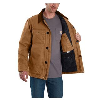 Carhartt Full Swing Traditional Coat Carhartt Brown