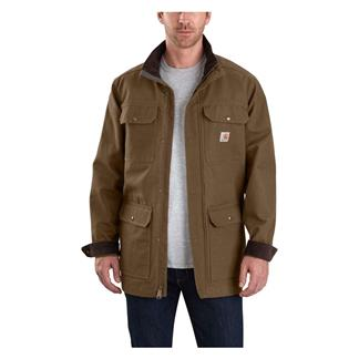 Carhartt Field Coat Coffee