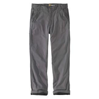 Carhartt Rugged Flex Rigby Dungaree Knit Lined Gravel