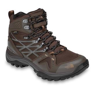 The North Face Hedgehog Fastpack Mid GTX Chocolate Brown / Cargo Khaki