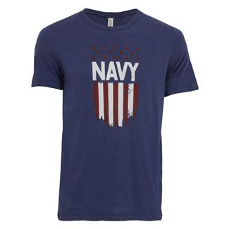 TG Navy Flag T-Shirt Navy