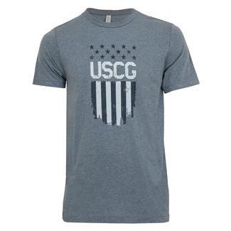 TG USCG Flag T-Shirt Denim