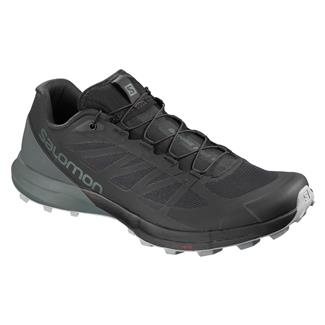 Salomon Sense Pro 3 Black /  Urban Chic /  Monument