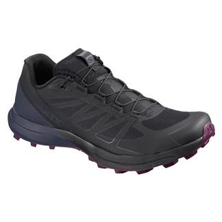 Salomon Sense Pro 3 Black /  Graphite /  Potent Purple