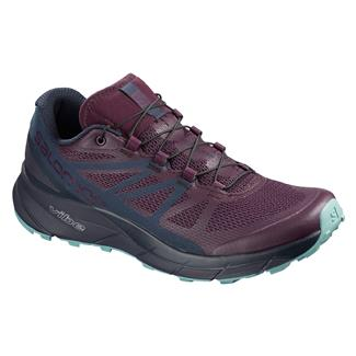 Salomon Sense Ride Potent Purple /  Graphite /  Navy Blazer