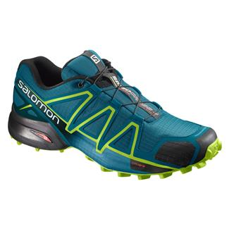 Salomon Speedcross 4 Deep Lagoon /  Acid Lime /  Reflecting Pond