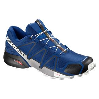 Salomon Speedcross 4 Mazarine Blue Wil /  Black /  White