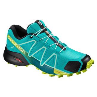 Salomon Speedcross 4 Bluebird /  Acid Lime /  Black