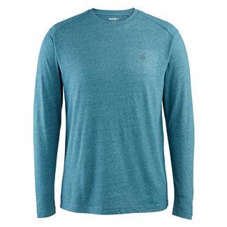 Wolverine Edge Long Sleeve T-Shirt Legion Blue Heather