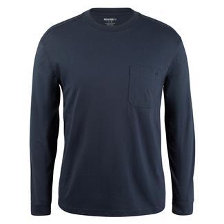 Wolverine Knox Long Sleeve T-Shirt Dark Navy