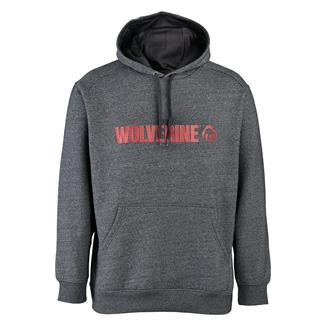 Wolverine Marauder Hoodie Black Heather